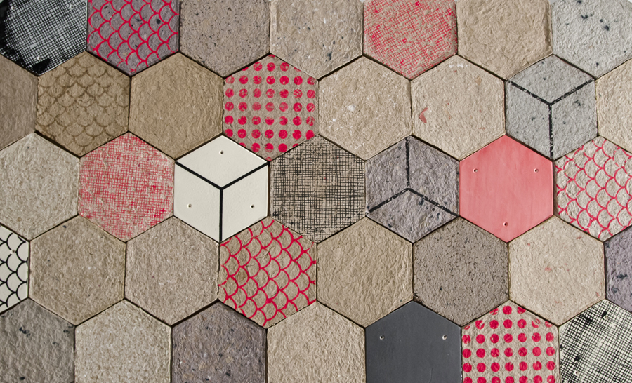 Paper As A Tile: Examples From Mioculture, Dear Human