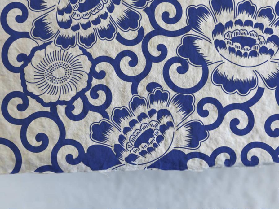 Pattern_paper_texture_blue